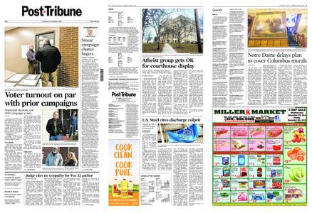 Post-Tribune – November 06, 2019