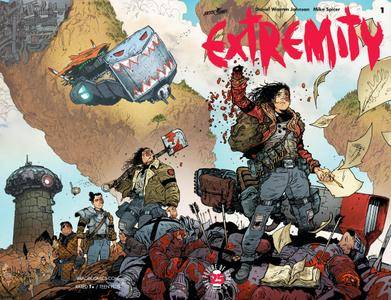 Extremity 001 2017 Digital Mephisto-Empire