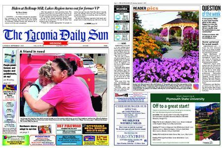 The Laconia Daily Sun – September 07, 2019