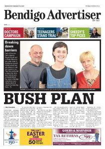 Bendigo Advertiser - February 19, 2020