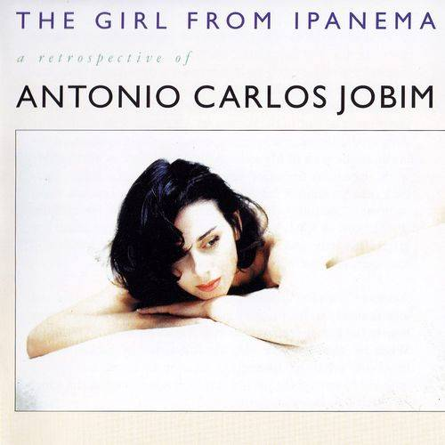 Antonio Carlos Jobim - The Girl From Ipanema (1996)