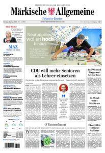 Märkische Allgemeine Prignitz Kurier - 09. Januar 2018