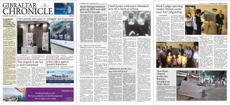 Gibraltar Chronicle – 27 June 2019