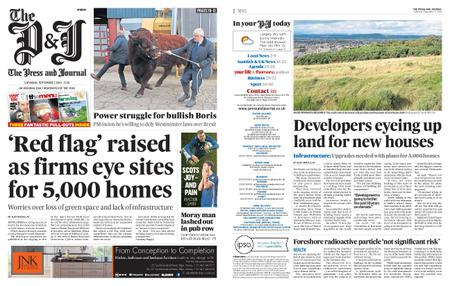 The Press and Journal Moray – September 07, 2019