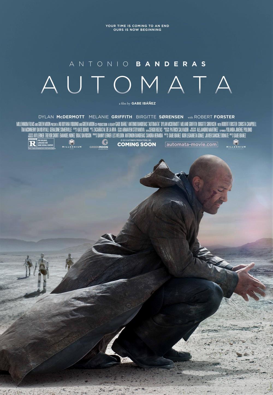 Automata / Страховщик (2014)
