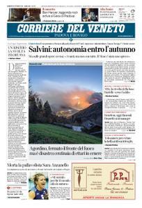 Corriere del Veneto Padova e Rovigo – 26 ottobre 2018