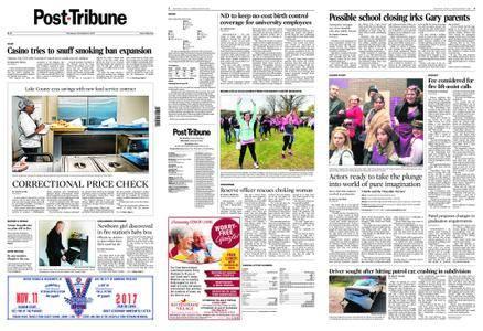 Post-Tribune – November 09, 2017