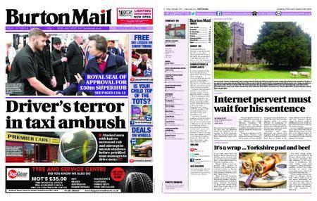 Burton Mail – October 06, 2017