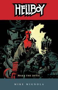 Hellboy v02 - Wake the Devil 2003 2nd edition Digital Zone-Empire