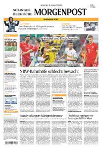 Solinger Morgenpost – 19. August 2019