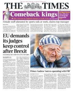 The Times - 28 January 2020
