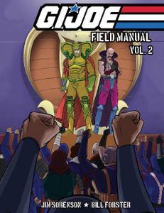 IDW-G I Joe Field Manual Vol 02 2013 Hybrid Comic eBook