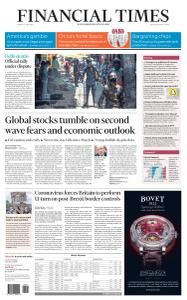 Financial Times USA - June 12, 2020