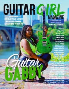 Guitar Girl - Special Edition July 2021
