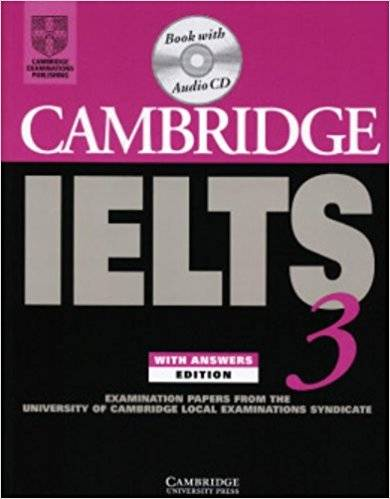 Cambridge IELTS 3 Student's Book with Answers (Repost)