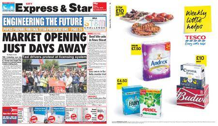 Express and Star City Edition – June 29, 2018