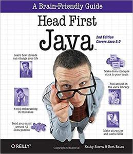 Head First Java, 2nd Edition [Repost]