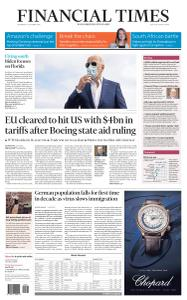 Financial Times USA - October 14, 2020