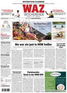 WAZ Westdeutsche Allgemeine Zeitung Vest-Recklinghausen - 29. Juni 2019
