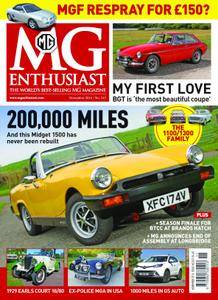 MG Enthusiast - October 2016