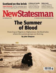 New Statesman - 5 - 11 September 2014