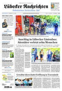 Lübecker Nachrichten Ostholstein Süd - 21. Juli 2018