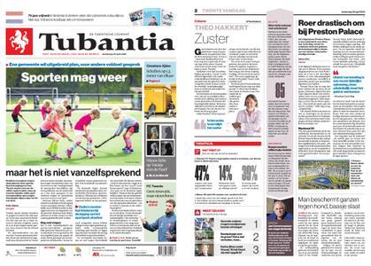 Tubantia - Enschede – 30 april 2020