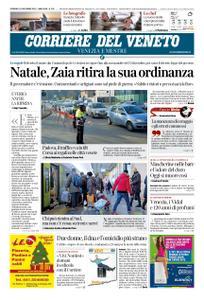 Corriere del Veneto Venezia e Mestre – 20 dicembre 2020