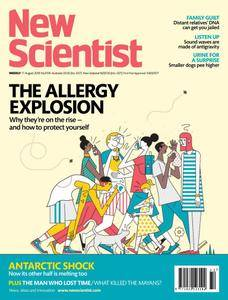 New Scientist Australian Edition – 11 August 2018