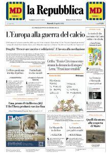 la Repubblica - 20 Aprile 2021