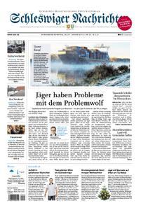 Schleswiger Nachrichten - 26. Januar 2019