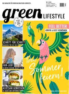 Green Lifestyle - Juli-September 2021
