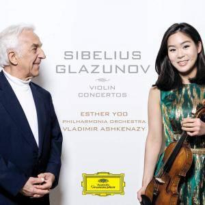 Esther Yoo & Vladimir Ashkenazy - Sibelius & Glazunov: Violin Concertos (2016) [TR24][OF]