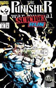 War Journal v1 061 - Suicide Run 01