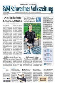 Schweriner Volkszeitung Hagenower Kreisblatt - 22. Mai 2020