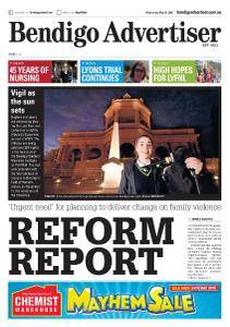Bendigo Advertiser - May 16, 2018