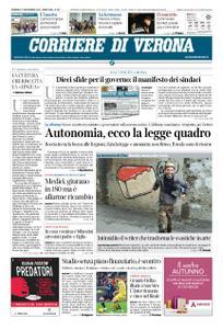 Corriere di Verona – 10 novembre 2019