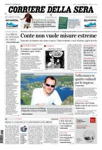 Corriere della Sera – 18 ottobre 2020