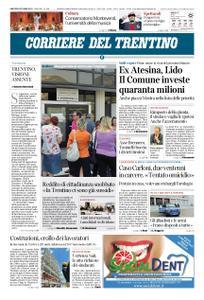 Corriere del Trentino – 09 ottobre 2018