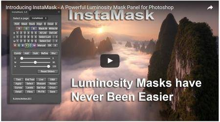 InstaMask 1.0 for Adobe Photoshop (Win/Mac)