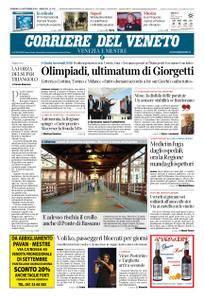 Corriere del Veneto Venezia e Mestre – 16 settembre 2018