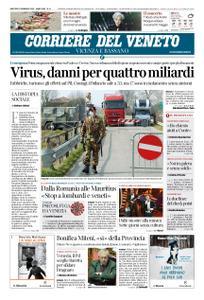 Corriere del Veneto Vicenza e Bassano – 25 febbraio 2020