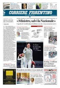 Corriere Fiorentino La Toscana - 24 Luglio 2018