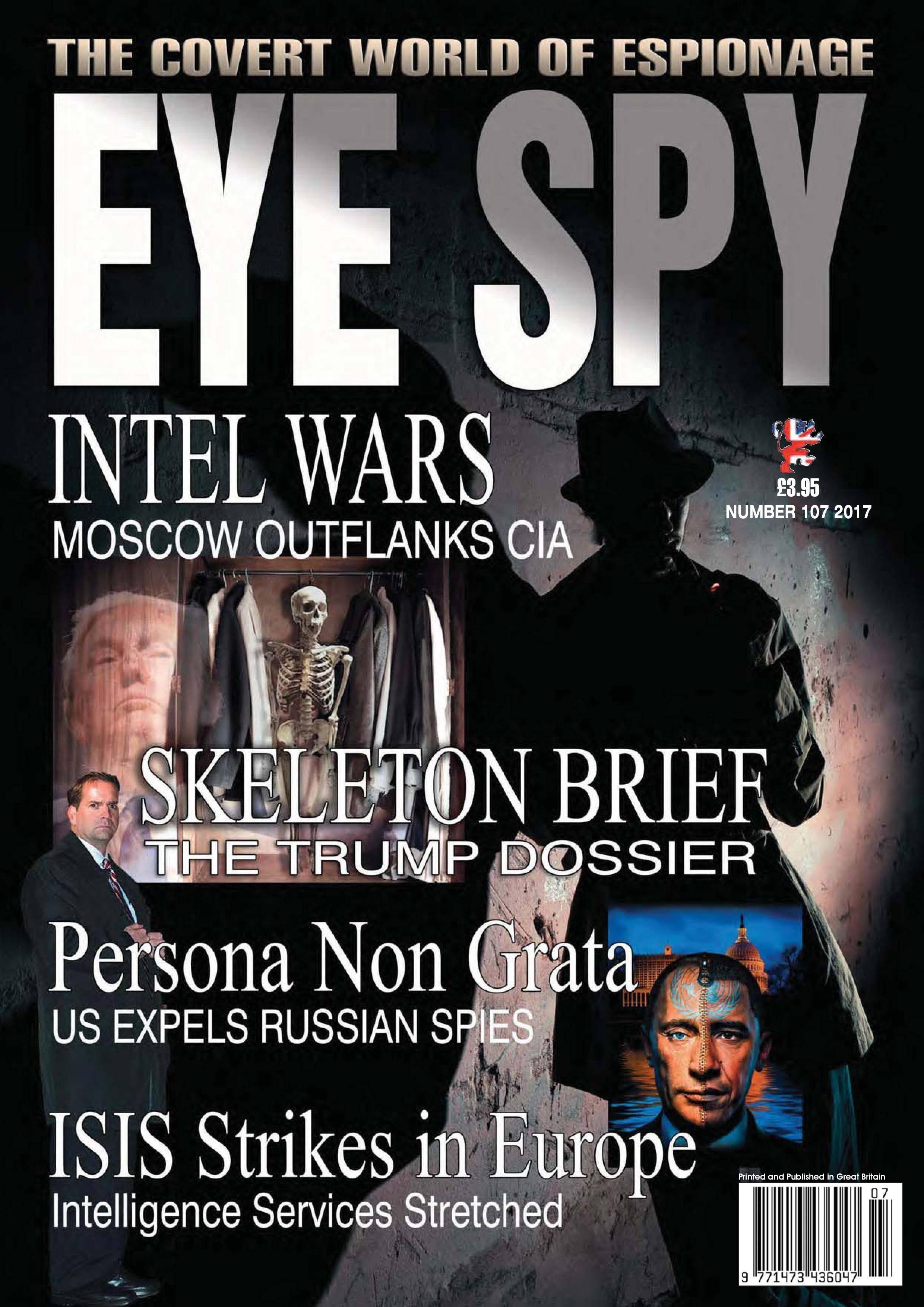 Eye Spy - February 2017