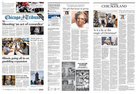 Chicago Tribune – December 23, 2019
