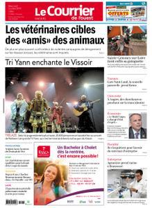 Le Courrier de l'Ouest Angers – 03 juillet 2019