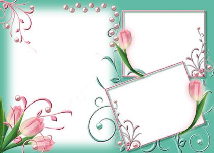 Beautiful Frame for Photoshop