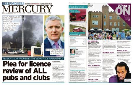 Hertfordshire Mercury – September 12, 2019