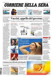 Corriere della Sera - 26 Luglio 2021