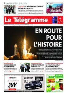 Le Télégramme Landerneau - Lesneven – 24 avril 2021